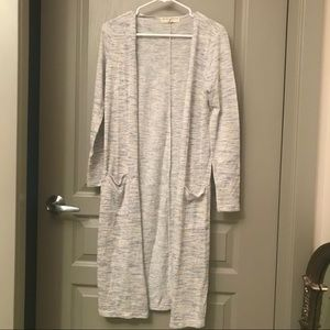 Project T Social Urban Outfitters XS Long Cardigan